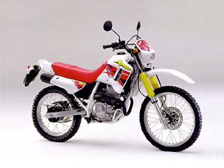 HONDA XL Degree